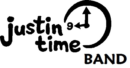 Justin Time Band Logo