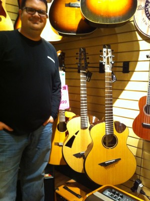 Scott at Gear Music
